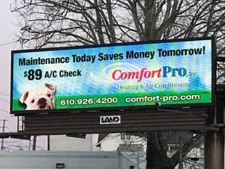 Comfort Pro Heating & Cooling